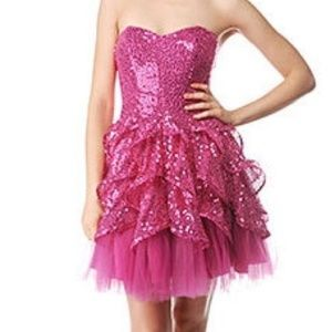 Gorgeous Authentic Bestey Johnson Ballerina Dress
